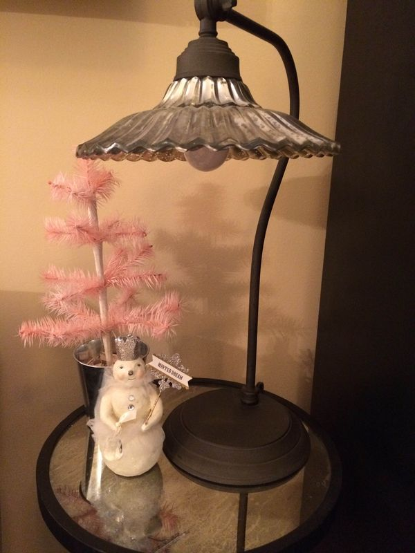 Winter Decor_Pink Tree